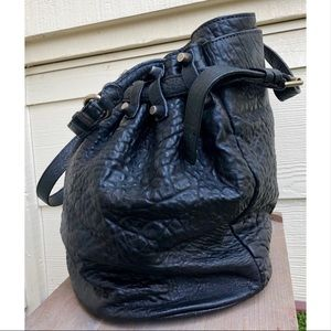 Alexander Wang Diego Bucket Bag Leather Studs